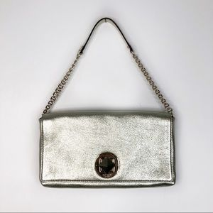 Kate Spade Metallic Gold Shoulder Bag